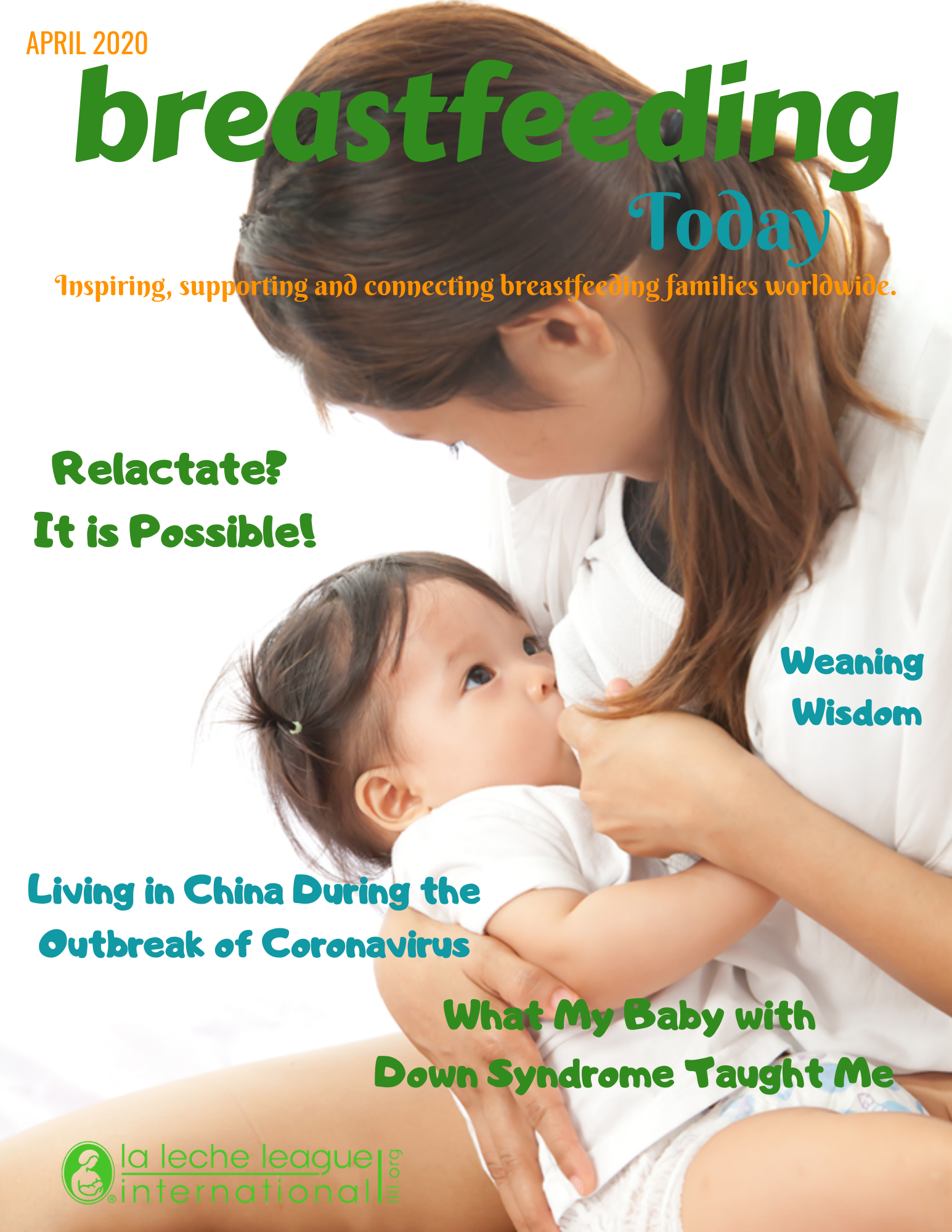 Breastfeeding Today La Leche League International