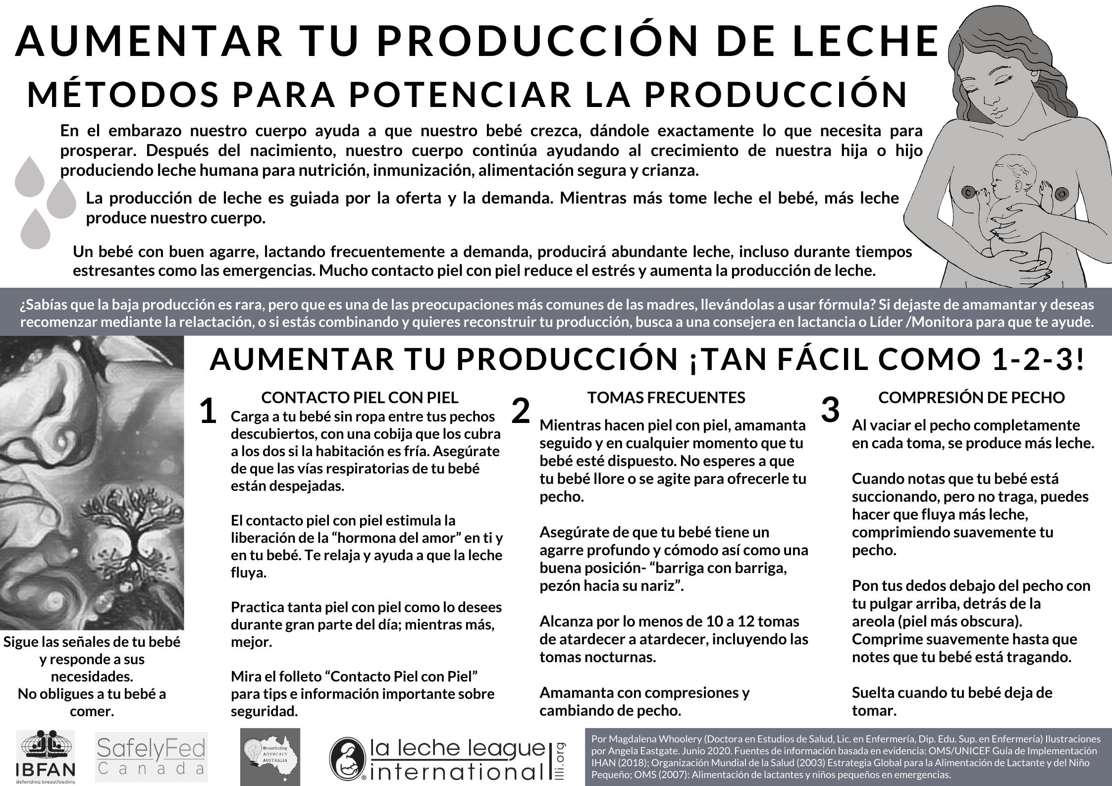 AUMENTAR TU PRODUCCIÓN DE LECHE - Métodos para potenciar la producción