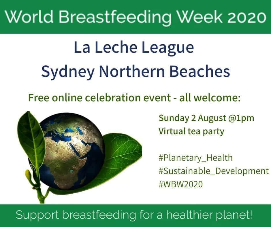 World Breastfeeding Week 2020 La Leche League International